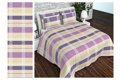 Комплект постельного белья Altex, бязь, размер евро арт. UXT-634-2-PURPLE