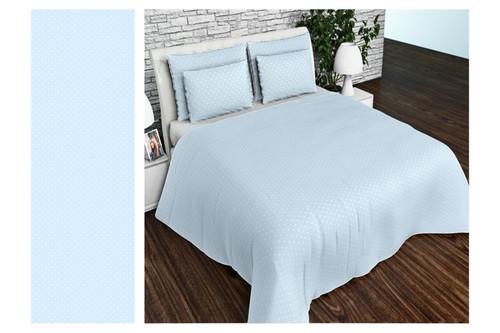 Комплект постельного белья Altex, бязь, размер евро арт. UXT-653-blue-original