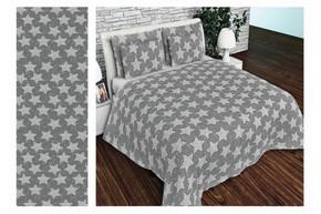 Комплект постельного белья Altex, бязь, размер евро арт. UXT-669-4-GREY