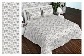 Комплект постельного белья Altex, бязь, размер евро арт. UXT-682-ORIGINAL