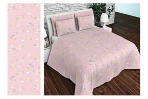 Бязь Gold UXT-488-3-pink, рулон