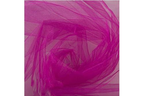 Фатин фиолетовый рулон 50 м