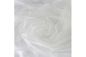 Фатин белый рулон 50 м