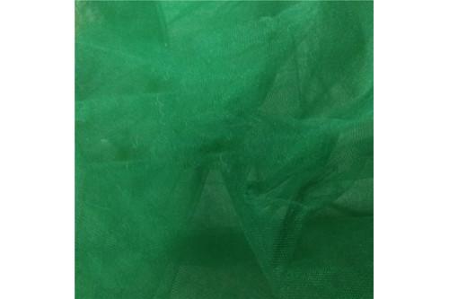 Фатин темно-зеленый рулон 50 м