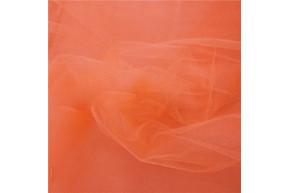 Фатин ярко-оранжевый рулон 50 м