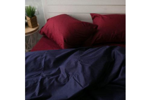 Комплект постельного белья Хлопковые Традиции, 100% хлопок, размер евро, арт. PF11