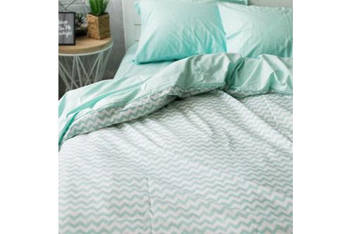 Комплект постельного белья Хлопковые Традиции, 100% хлопок, размер евро, арт. PF12