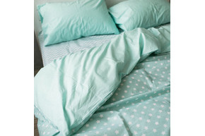Комплект постельного белья Хлопковые Традиции, 100% хлопок, размер двойной, арт. PF16