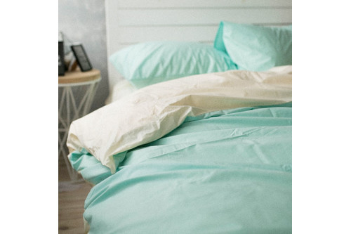Комплект постельного белья Хлопковые Традиции, 100% хлопок, размер семейный, арт. PF19