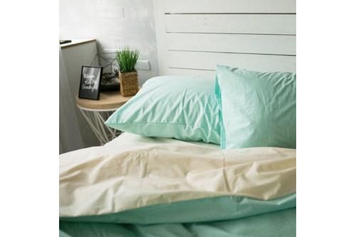 Комплект постельного белья Хлопковые Традиции, 100% хлопок, размер евро, арт. PF19