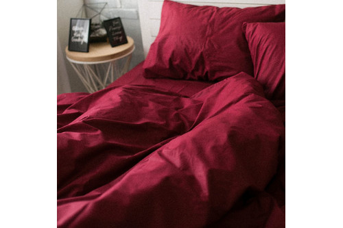 Комплект постельного белья Хлопковые Традиции, 100% хлопок, размер евро, арт. PF02