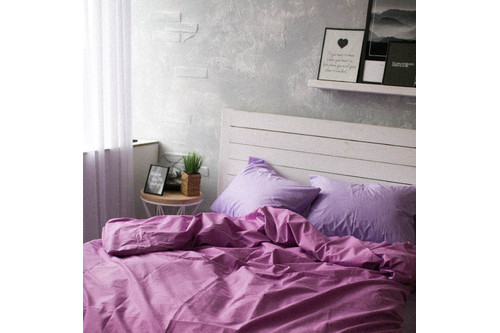 Комплект постельного белья Хлопковые Традиции, 100% хлопок, размер полуторный, арт. PF03