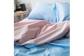 Комплект постельного белья Хлопковые Традиции, 100% хлопок, размер двойной, арт. PF05