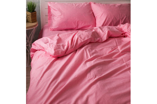 Комплект постельного белья Хлопковые Традиции, 100% хлопок, размер семейный, арт. PF07
