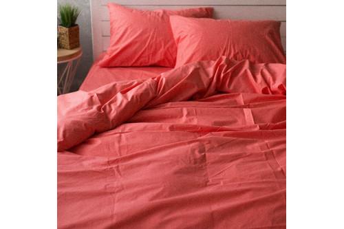 Комплект постельного белья Хлопковые Традиции, 100% хлопок, размер евро, арт. PF08