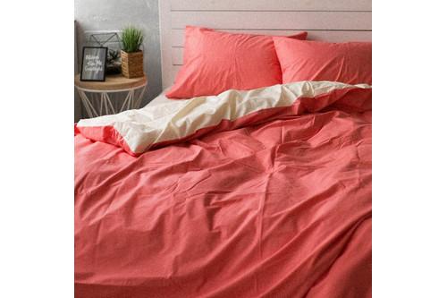 Комплект постельного белья Хлопковые Традиции, 100% хлопок, размер евро, арт. PF09