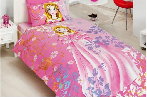 Комплект постельного белья Arya Prenses, 100% хлопок, размер полуторный