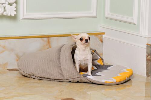 Лежанка мягкое место для собаки Slippers арт. 31
