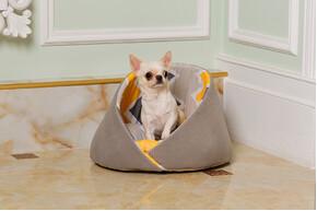 Лежанка мягкое место для собаки Pinki арт. 81
