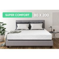 Беспружинный матрас Point Art 80x200 см серия Super Comfort