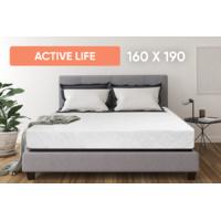 Беспружинный матрас Point Art 160x190 см серия Active Life
