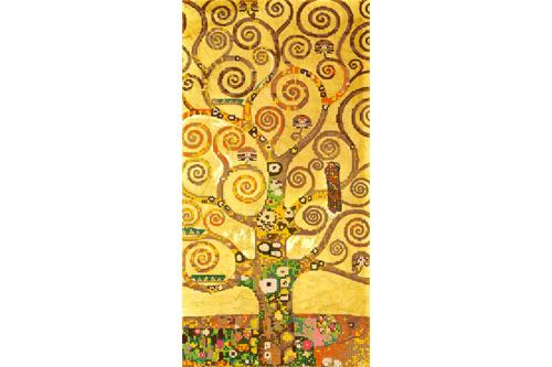 Схема для вышивки бисером POINT ART Дерево жизни, размер 20,5х40 см, арт. 1509
