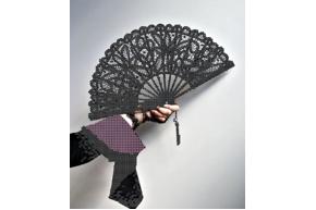 Набор для вышивки бисером POINT ART Веер, размер 21х25 см, арт. 1504