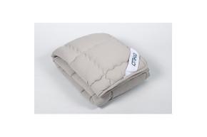 Одеяло Othello - Cottonfleх grey антиаллергенное 155*215 полуторное