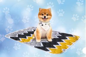 Многоразовая пеленка для собак AquaStop арт.1, размер 50х70 см