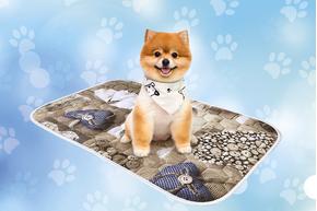 Многоразовая пеленка для собак AquaStop арт.4, размер 50х70 см