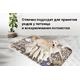 Многоразовая пеленка для собак AquaStop арт. 4, размер 100х150 см