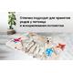 Многоразовая пеленка для собак AquaStop арт. 6, размер 100х150 см