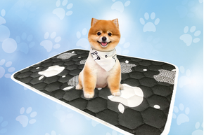 Многоразовая пеленка для собак AquaStop арт. 11, размер 100х150 см