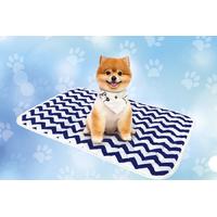 Многоразовая пеленка для собак AquaStop арт.8, размер 90х90 см