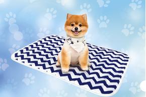 Многоразовая пеленка для собак AquaStop арт. 8, размер 40х60 см