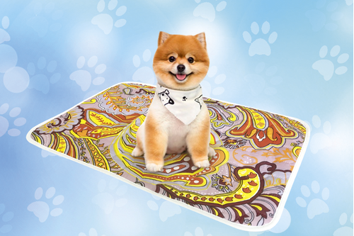 Многоразовая пеленка для собак AquaStop арт. 10, размер 60х60 см
