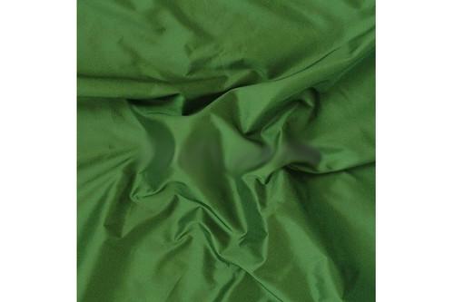 Плащевка Лаке темно-зеленый рулон 50 м