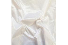 Плащевка Лаке белая рулон 50 м