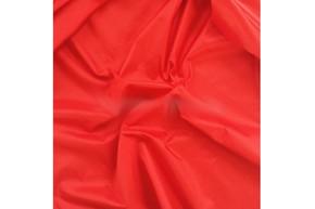Плащевка Лаке красный рулон 50 м