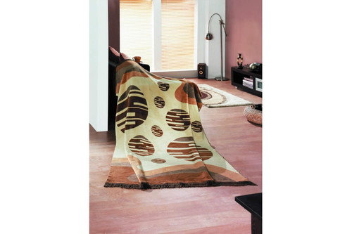 Плед Lotus - Indi хлопок 150x200
