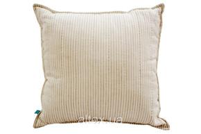 Подушка ткань лен, наполнитель холлофайбер 40х60 см