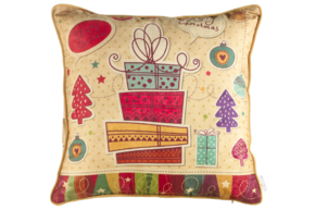 Подушка декоративная  Новогодняя сказка