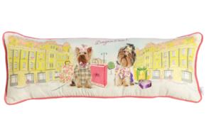 Подушка декоративная  Йоркшир Дарси лонг