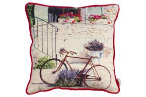 Подушка декоративная Лаванда в Провансе