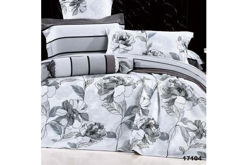 Комплект постельного белья Viluta Ранфорс 17104, 100% хлопок, размер полуторный