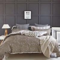 Комплект постельного белья Viluta Ранфорс 17157,  размер двуспальный