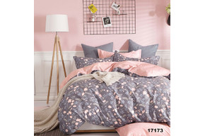 Комплект постельного белья Viluta Ранфорс 17173, размер евро