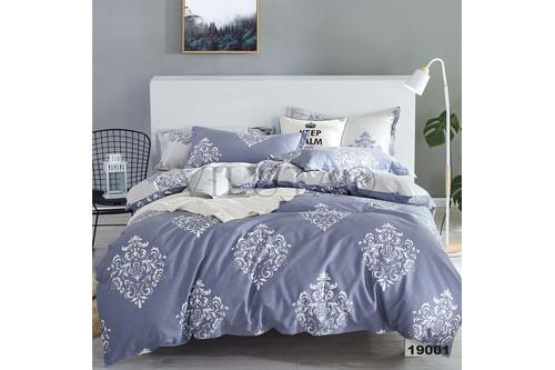 Комплект постельного белья Viluta Ранфорс 19001, 100% хлопок, размер двуспальный