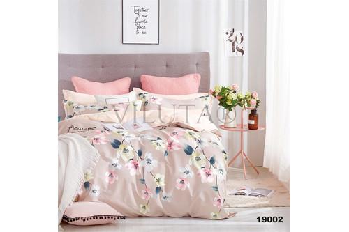Комплект постельного белья Viluta Ранфорс 19002, 100% хлопок, размер двуспальный