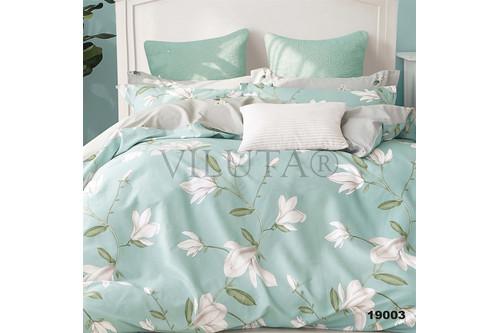 Комплект постельного белья Viluta Ранфорс 19003, 100% хлопок, размер двуспальный